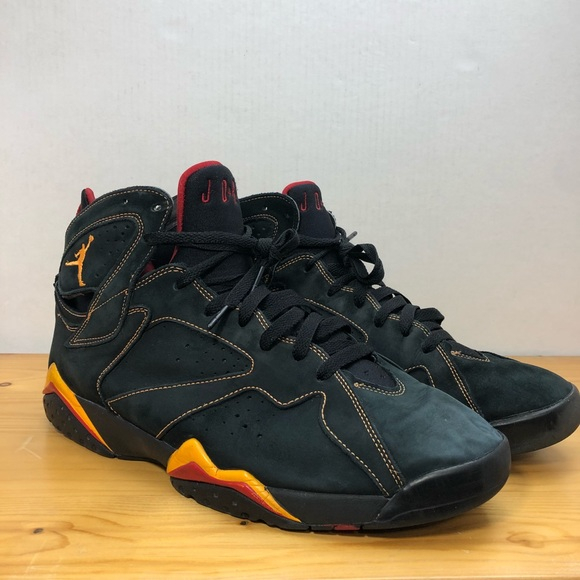 info for 9e96d 0e760 Jordan Other - Air Retro Jordan 7 VII Citrus Black Varsity Sz 12